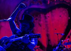 March 17, 2017 - Hollywood, California, U.S. - Zucchero performing at the Saban Theatre in Beverly Hills, California (Credit Image: © Armando Gallo via ZUMA Studio)
