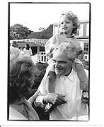Terene and Peter Maan at Peter Maan book party© Copyright Photograph by Dafydd Jones 66 Stockwell Park Rd. London SW9 0DA Tel 020 7733 0108 www.dafjones.com