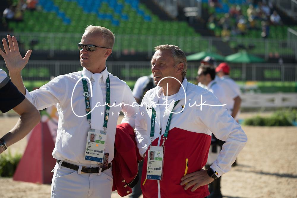 Guery Jerome, BEL, Demeersman Dirk, BEL<br /> Olympic Games Rio 2016<br /> © Hippo Foto - Dirk Caremans<br /> 14/08/16