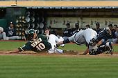 20150530 - New York Yankees @ Oakland Athletics