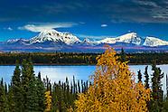 ALASKA - Wrangell - St. Elias/ Eastern Alaska