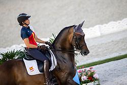 Ferrer-Salat Beatriz, ESP, Elegance<br /> Olympic Games Tokyo 2021<br /> © Hippo Foto - Dirk Caremans<br /> 21/07/2021