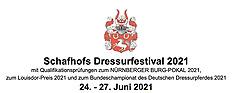 KRONBERG - Schafhof Dressurfestival 2021