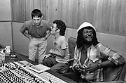 Ian Dury with Chas Jankell and Robbie Shakespeare - Compass Piont - Nassua 1981
