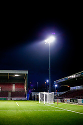 A general view of PTS Academy Stadium prior to kick off - Mandatory by-line: Ryan Hiscott/JMP - 08/01/2019 - FOOTBALL - PTS Academy Stadium - Northampton, England - Northampton Town v Bristol Rovers - Checkatrade Trophy