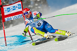 24.12.2012, Abfahrtspiste, CAN, FIS Ski Alpin Weltcup, Lake Louise, Abfahrt, Herren, im Bild Andrej Sporn of Slovenia // during Mens Downhill of FIS Ski Alpine World Cup at Lake Louise, Canada on 2012/11/24. EXPA Pictures © 2012, PhotoCredit: EXPA/ ESPA/ John Evely