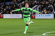 Cambridge United v Forest Green Rovers 021018