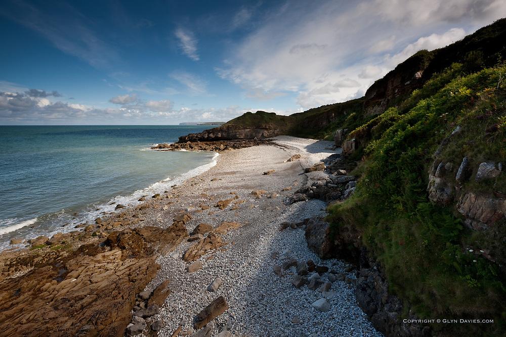 White Beach, Eastern Anglesey