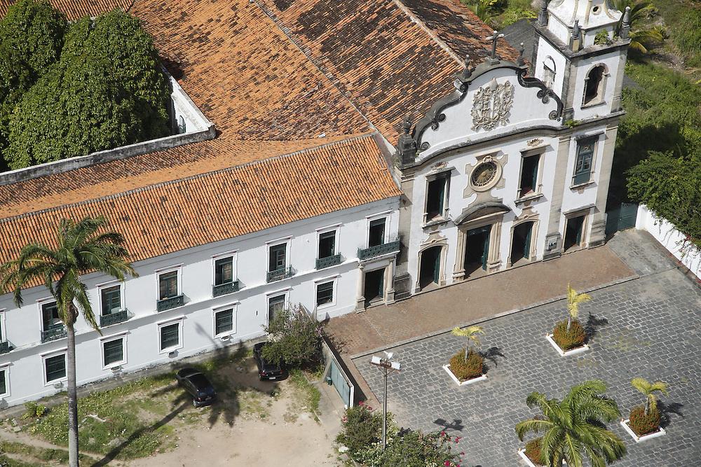 Olinda_PE, Brasil.<br /> <br /> Vista do Mosteiro de Sao Bento em Olinda, Pernambuco.<br /> <br /> View of the Monastery of Sao Bento in Olinda, Pernambuco.<br /> <br /> Foto: LEO DRUMOND / NITRO