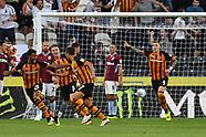 Hull City v Aston Villa 060818