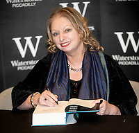 HILARY MANTEL AT WATERSTONES PICCADILLY<br />  4TH MARCH 2020mphoto by Brian Jordan