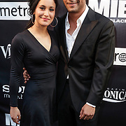 NLD/Amsterdam/20120522 - Premiere Men in Black 3, Everon Jackson Hooi en ?????.