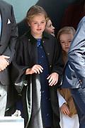 Koningsdag in Dordrecht / Kingsday in Dordrecht<br /> <br /> Op de foto / On the photo: <br /> <br />   Prinses Amalia ///  Princess Amalia