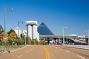 Memphis Tennessee TN, USA, welcome center