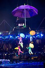 London 2012 Paralympics Opening Ceremony 29-8-12
