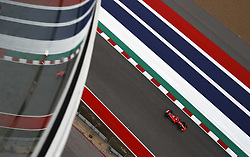 October 19, 2018 - Austin, United States - Motorsports: FIA Formula One World Championship; 2018; Grand Prix; United States, FORMULA 1 PIRELLI 2018 UNITED S GRAND PRIX , Circuit of The Americas , #5 Sebastian Vettel (GER, Scuderia Ferrari) (Credit Image: © Hoch Zwei via ZUMA Wire)