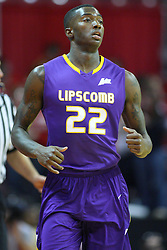 19 November 2011:  Damarius Smith during an NCAA mens basketball game between the Lipscomb Bison and the Illinois State Redbirds in Redbird Arena, Normal IL