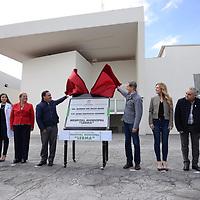 LERMA, México.- (Octubre 02, 2017).- Alfredo del Mazo Maza, gobernador del Estado de México inauguró el hospital municipal de Atarasquillo, con una inversión de 217 millones de pesos; cuenta con laboratorio de análisis clínicos, Rayos X, seguro popular, farmacia, quirófano. Agencia MVT / Crisanta Espinosa.