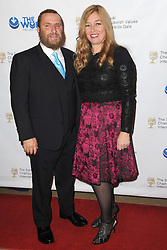 March 9, 2018 - New York, NY, USA - March 8, 2018  New York City..Rabbi Shmuley and Debbie Boteach attending arrivals for the Sixth Annual Champions of Jewish Values International Awards Gala on March 8, 2018 in New York City. (Credit Image: © Kristin Callahan/Ace Pictures via ZUMA Press)