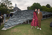 The Serpentine Party pcelebrating the 2019 Serpentine Pavilion created by Junya Ishigami, Presented by the Serpentine Gallery and Chanel,  25 June 2019