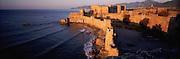 TURKEY, SOUTH COAST the Mamure Kalesi; 13thc. Selcuk castle