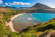 Hanauma Bay Nature Preserve & Koko Crater, Oahu, Hawaii