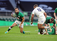 Rugby  Union - 2020 Autumn Nations Cup - Group A - England vs Ireland - Twickenham<br /> <br /> Jamison Gibson Park of Ireland<br /> <br /> COLORSPORT/ANDREW COWIE