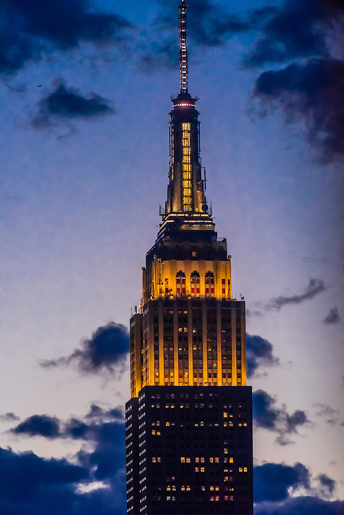 Empire State Building, New York New York USA.