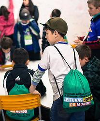 Público infantil durante a Jornadinha e Jornada de Literatura de Passo Fundo. FOTO: Jefferson Bernardes/Preview.com