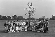 Lady members of Killarney Golf club plant a memorial tree on the first fairway on Killeen in 1990.<br /> Now & Then - MacMONAGLE photo archives.<br /> Picture by Don MacMonagle -macmonagle.com<br /> Facebook - @killarneynowandthen