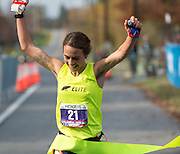 The 2016 JFK 50 Mile Ultramarathon. One of the countries oldest and largest ultras, starts in Boonsboro, Maryland and travels to Williamsport, Maryland. The course traverses the Appalachian Trail, the C&O Canal and rolling back roads.  Women's winner Leah Frost.