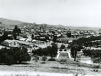 1911 Looking NE from Olive Hill, now Barnsdall Park