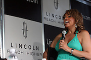 Stephanie Frederic  at the Lincoln Presents ' Off the Red Carpet ' at The 2008 American Black Film Festival at The Sofitel Hotel on August 9, 2008..' Off the Red Carpet ' celebrates the film careers of Hollywood insiders and soon to be released films by Black Filmmakers.