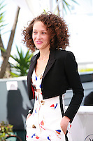 Actress Chrystele Saint Louis Augustin Mon Roi film photo call at the 68th Cannes Film Festival Sunday May 17th 2015, Cannes, France.