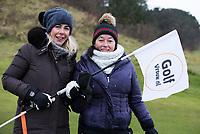 ZANDVOORT - Golfdag van Golfvrouw.nl met Marloes Olling en Yulin Tjan. COPYRIGHT KOEN SUYK
