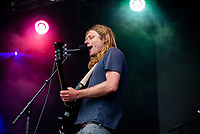 Damn Vandales  live at the  Bigfoot Festival   Ragley Hall Warwickshire one of the first festivals to open successfully in 2021,photo by Mark Anton Smith