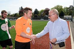 Adam Giles of SWYD United - Mandatory by-line: Dougie Allward/JMP - 08/05/2016 - FOOTBALL - Keynsham FC - Bristol, England - BAWA Sports v SWYD United - Presidents cup final