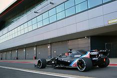 2021 Christian Lundgaard Test Silverstone June