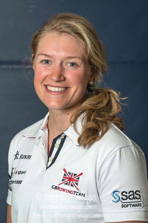 Caversham. Reading. Olivia CARNEGI-BROWN, GBRowing  European Team Announcement, GB Training Base Reading. 13.05.2015. Wednesday. [Mandatory Credit: Peter Spurrier/Intersport-images.com