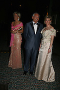 Emily Maitlis, HRH The Countess of Wessex and Henri Zimand. The Blush Ball, Natural History Museum, London<br />Breast Cancer Haven trust charity evening for the construction of a third Haven in North England. ONE TIME USE ONLY - DO NOT ARCHIVE  © Copyright Photograph by Dafydd Jones 66 Stockwell Park Rd. London SW9 0DA Tel 020 7733 0108 www.dafjones.com
