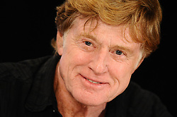"""File photo - """"Robert Redford attends the press conference of """"""""The Conspirator"""""""" during the 2010 Toronto International Film Festival. Toronto, Ontario, Canada. September 11, 2010. Oscar winner Robert Redford will retire from acting following this autumn's release of his upcoming film The Old Man & The Gun, the 81-year-old told Entertainment Weekly in a story published on Monday. Photo by Lionel Hahn/ABACAPRESS.COM. (Pictured: Robert Redford)"""""""