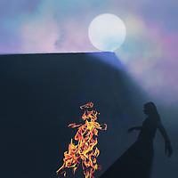 Soul Retrieval Dark Temple full moon.