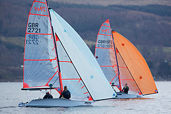 The annual RYA Youth National Championships is the UK's premier youth racing event. This year's regatta is taking place in Largs, Scotland, and will feature around 200 young sailors aged between 14 and 21. <br /> <br /> 2721, Ishbel Zuurmond, Philomena Ala, Mengeham Rythe Sailing Club/HISC, 29er Girl <br /> <br /> Images: Marc Turner / RYA<br /> <br /> For further information contact:<br /> <br /> Richard Aspland, <br /> RYA Racing Communications Officer (on site)<br /> E: richard.aspland@rya.org.uk<br /> m: 07469 854599