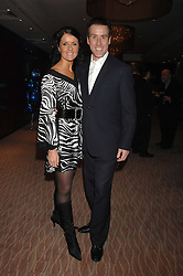 ANTON DU BECK and ERIN BOAG at an exhibition of artist Alan Halliday's work in support of the English National Ballet held at the Intercontinental Hotel, Park Lane, London on 9th March 2007.<br /><br />NON EXCLUSIVE - WORLD RIGHTS