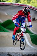 #15 (SEGERS Wouter) BEL at Round 5 of the 2019 UCI BMX Supercross World Cup in Saint-Quentin-En-Yvelines, France
