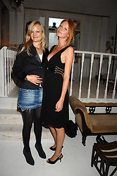 Left to right, sisters ALEXIA INGE and model OLIVIA INGE at a party to celebrate the launch of Jo Malone's new White Jasmine & Mint Cologne held at Number 1 The Piazza, Covent Garden, London on 12th September 2007.<br /><br />NON EXCLUSIVE - WORLD RIGHTS