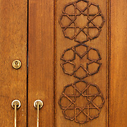 Main door detail<br />