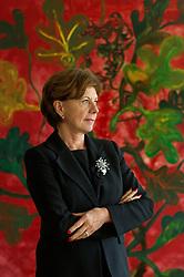 Neelie Smit Kroes, European Commissioner. (Photo © Jock Fistick)