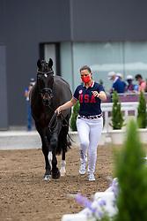 Lyle Adrienne, USA, Salvino, 171<br /> Olympic Games Tokyo 2021<br /> © Hippo Foto - Dirk Caremans<br /> 23/07/2021