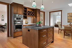 7816 Aberdeen new construction kitchen, full complete construction Kitchen virtually furnished